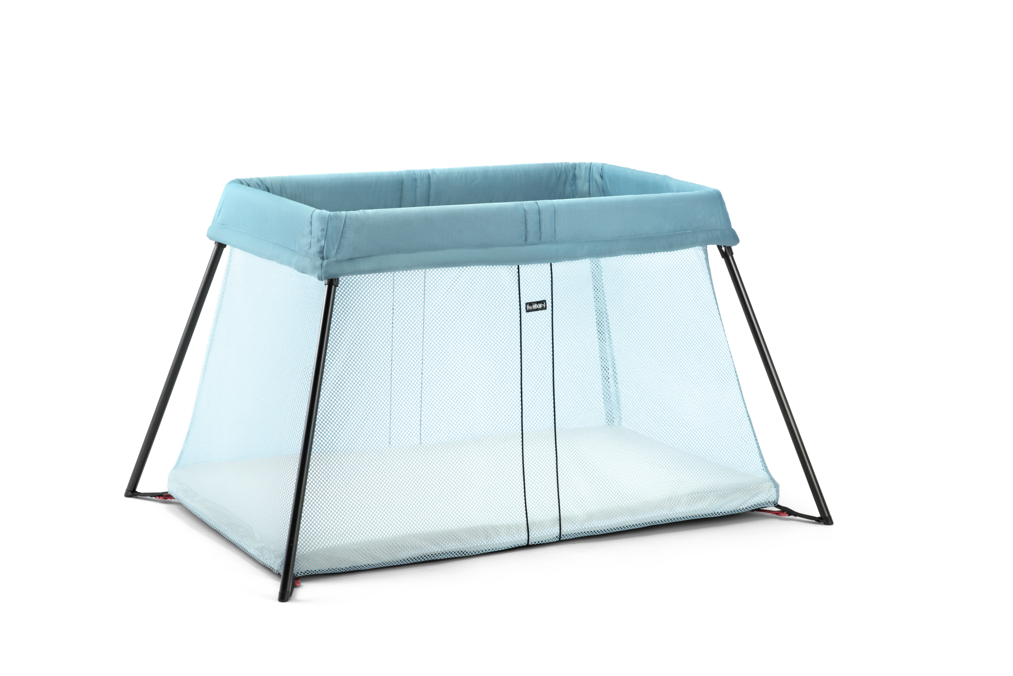 Travel Crib Light - Turquoise (1)