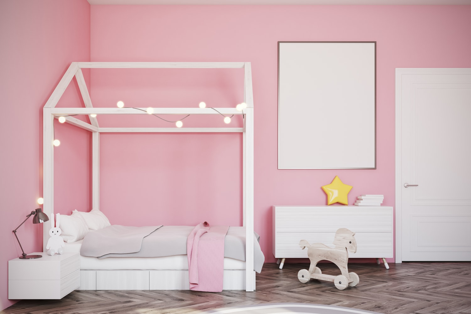 Bedroom Update Ideas For A 3 Year Old Girl What Hannah Did Next