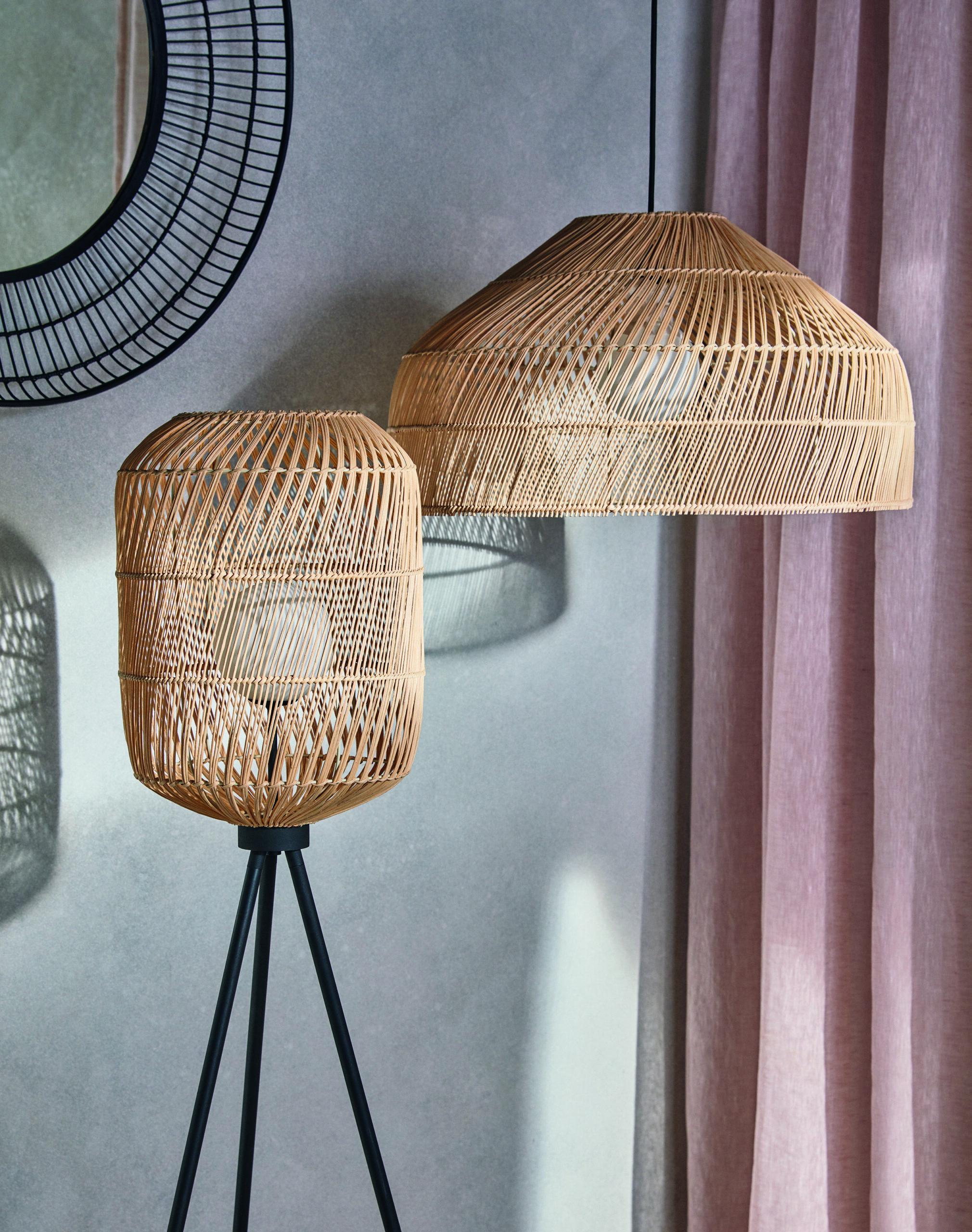 Java Lamp Shade