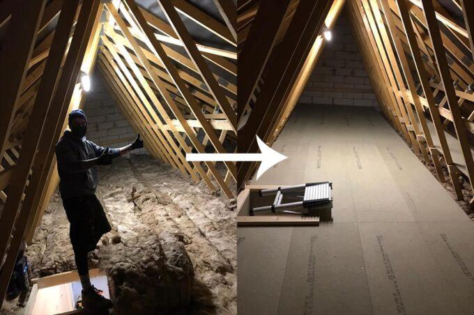 new build loft space 1